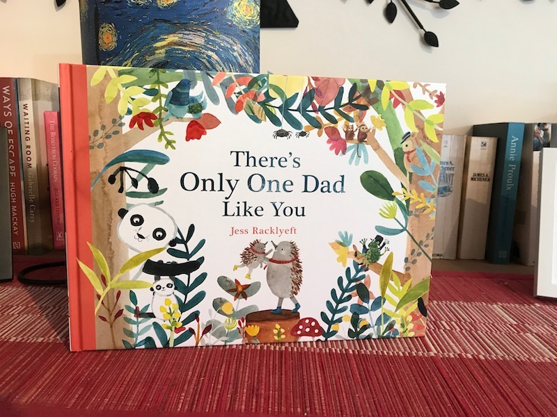 Book Review – There's Only One Dad Like You