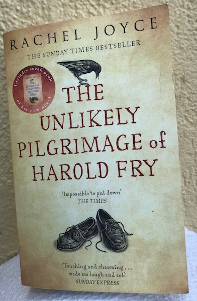 Book Review – The Unlikely Pilgrimage of Harold Fry